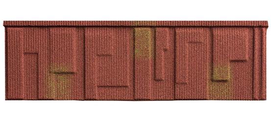 Fortiza Shingle Tile Saffron