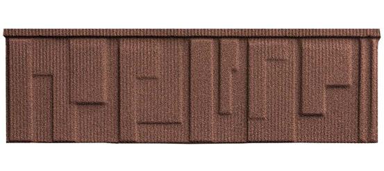 Fortiza Shingle Tile Brown
